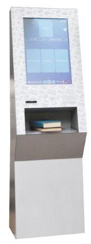 Станция самообслуживания IDlogic EasyBook Pro 2