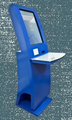 """Станция самообслуживания 22"""" IDlogic EasyBook Pro"""