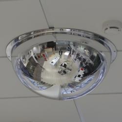 Купольное зеркало, 600 мм