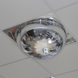 Купольное зеркало типа Армстронг, 600 мм