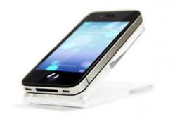 Акриловая подставка для мобильных телефонов