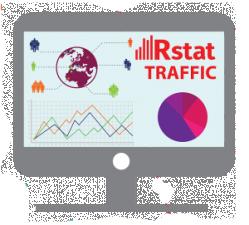 Программное обеспечение версии Rstat Traffic