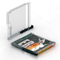 Открытая коробка для CD-дисков
